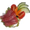 540. Maguro salade