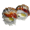 530. Unagi Cheese maki