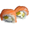529. Salmon cheese maki